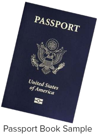 Passport Book Sample